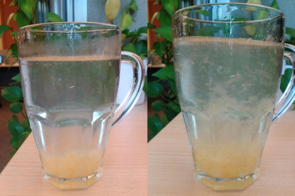 DIY Honey Grapefruit Tea