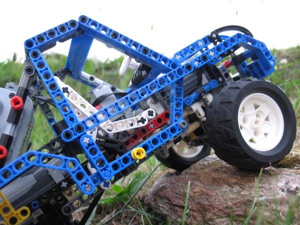 Lego Technic Remote Control Off Roader