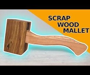 Scrap Wood Mallet