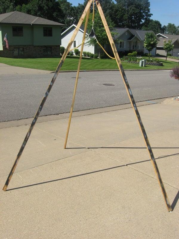 The Porta-Pault Water Baloon Launcher!