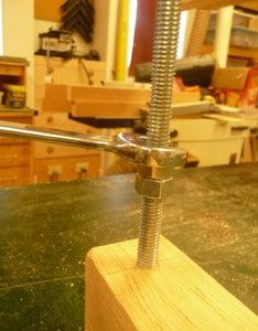 Install Thread Rods