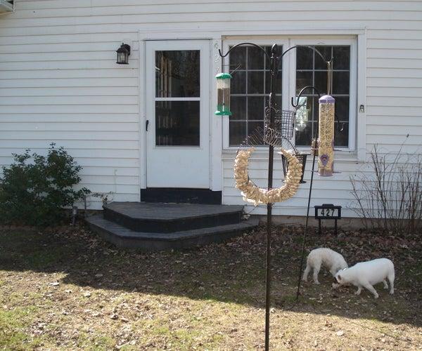 Bird Feeder Slinky