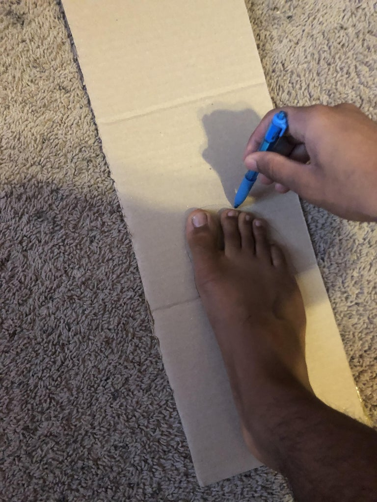 Making the Insoles
