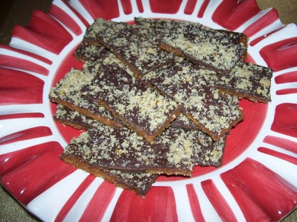 Crunchy Toffee