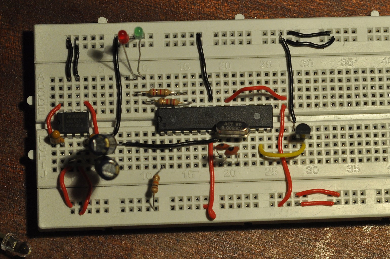 Adding Infrared Output