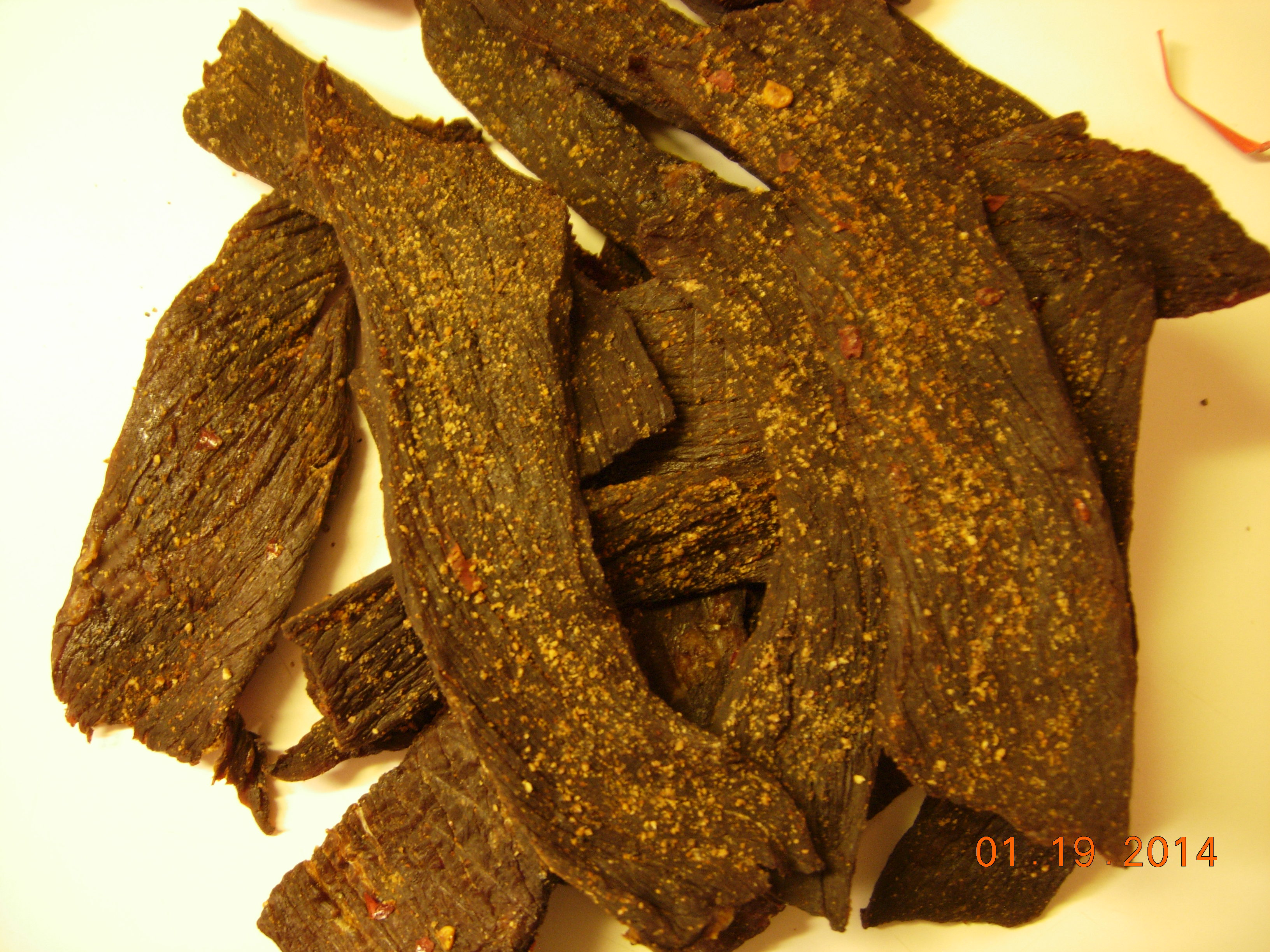 My Jerky Recipe