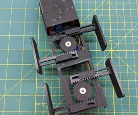 Itsy Bitsy: an Untethered Climbing Robot