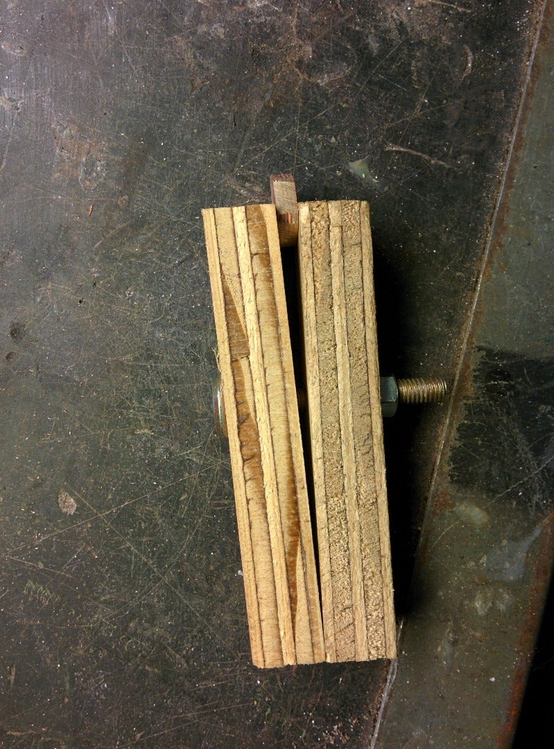 Shaping the Billet, Subtractive Shaping