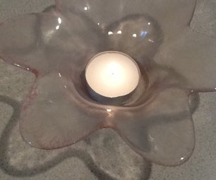 Cool Candle Lamp