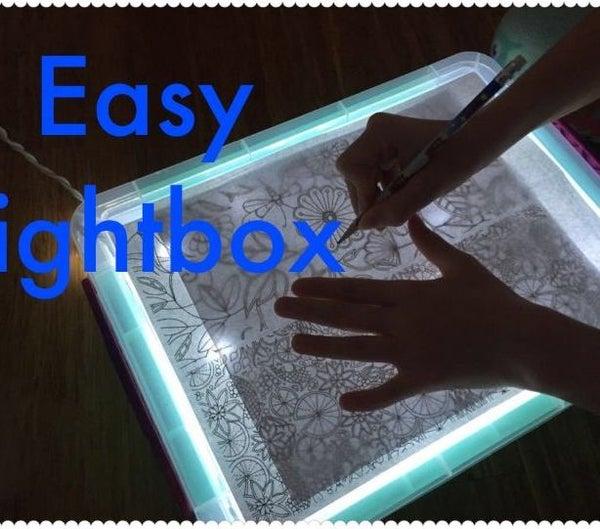 Easy Light Box