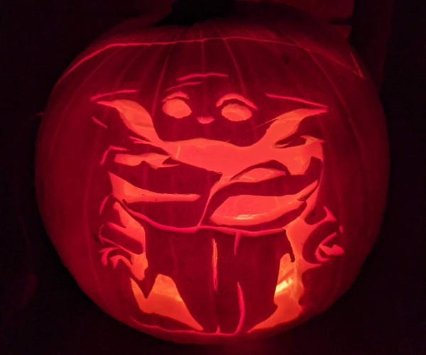 Custom Template for Pumkin Carving | With Unique Tips and Tricks