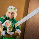 Magic Knight Rayearth: Fuu Hououji Cosplay
