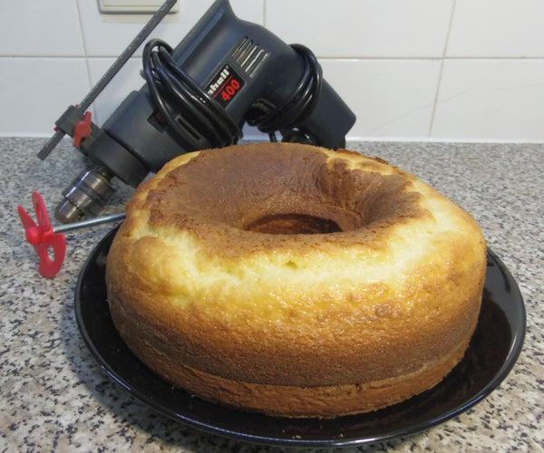How to Make a Cake Like an Engineer