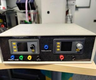 带PWM发电机和负载开关的电源