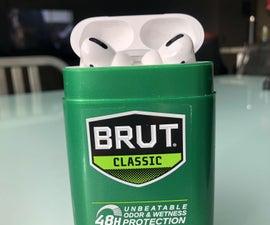 Apple Airpods Pro Deodorant Diversion Case