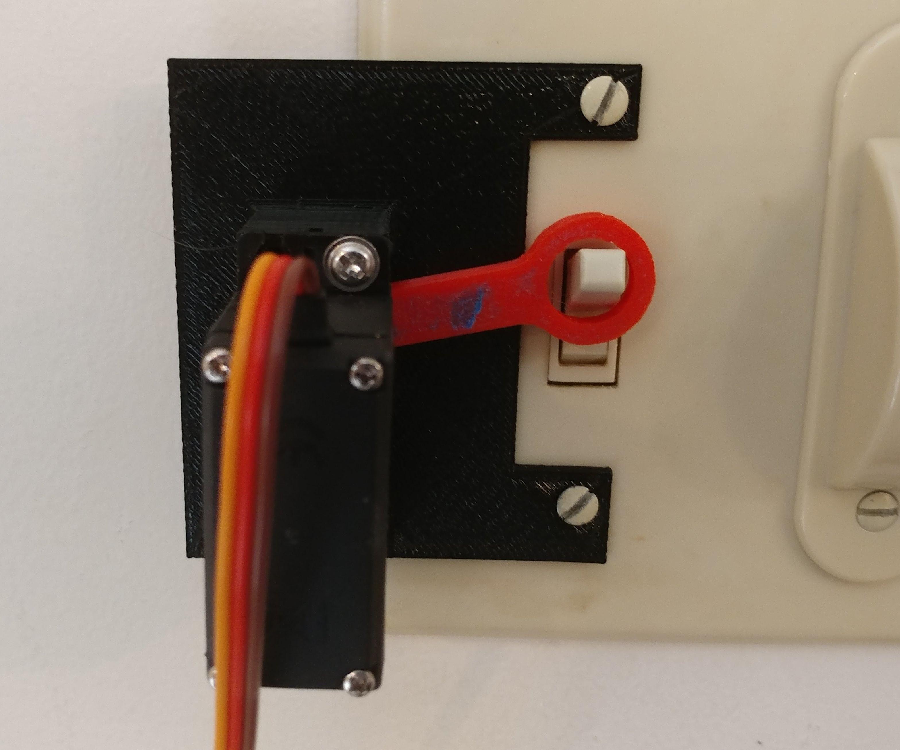 Google Home Light Switch