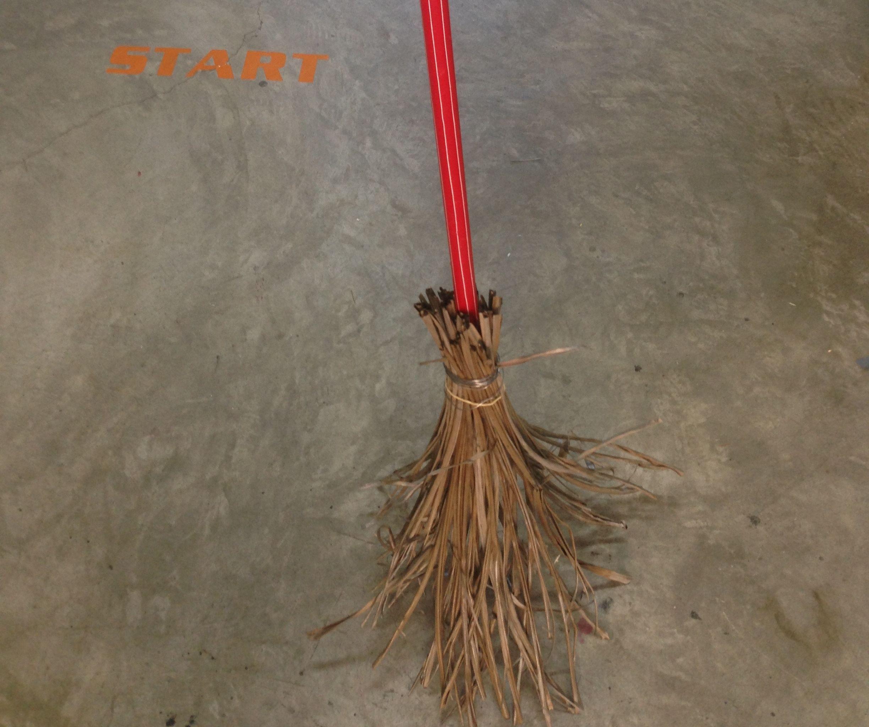 How to Make a Homemade Broom (DIY)
