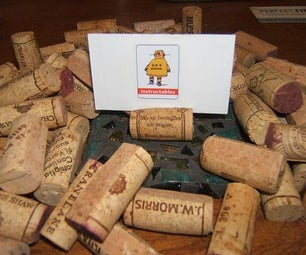 Reuse Wine Corks to Make Fun Place Cards