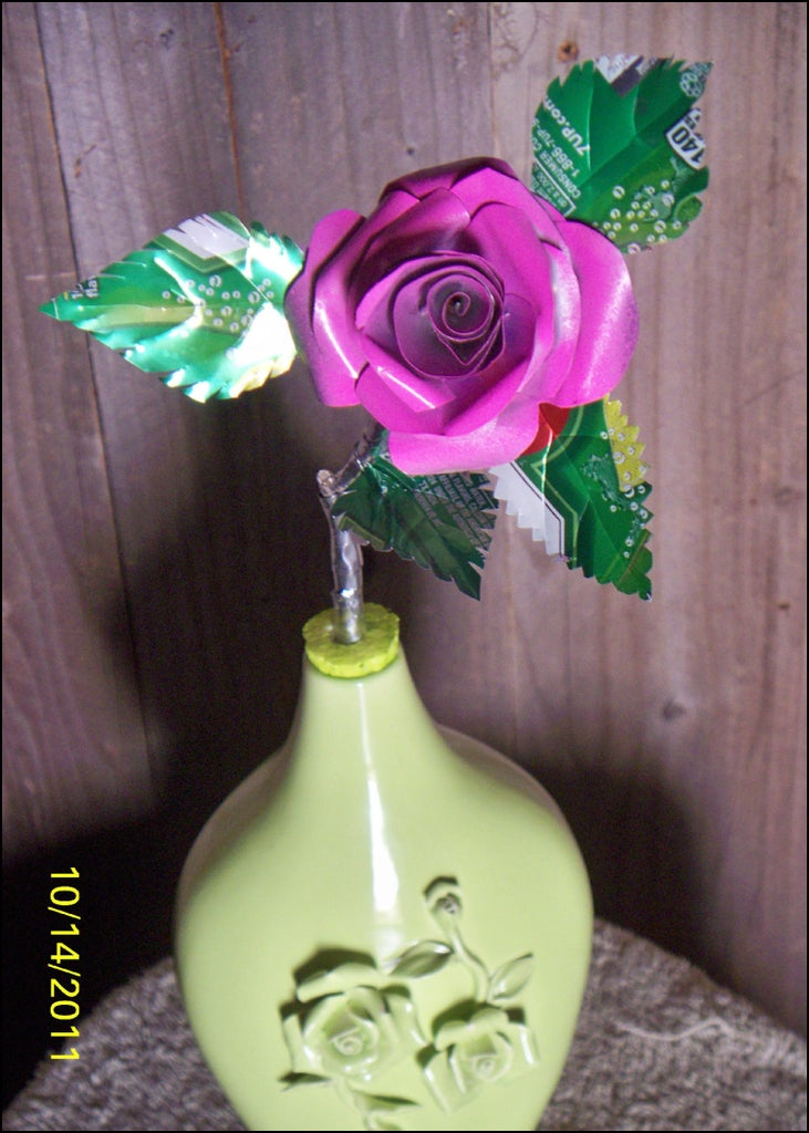 Find Vase or Stand for Your Rose
