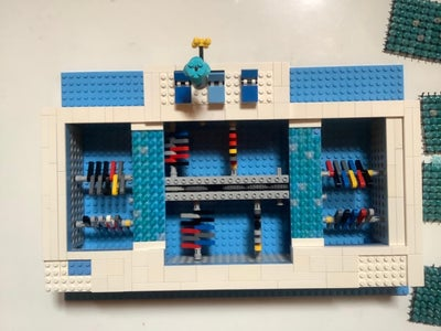 Building the Raised Deck Area