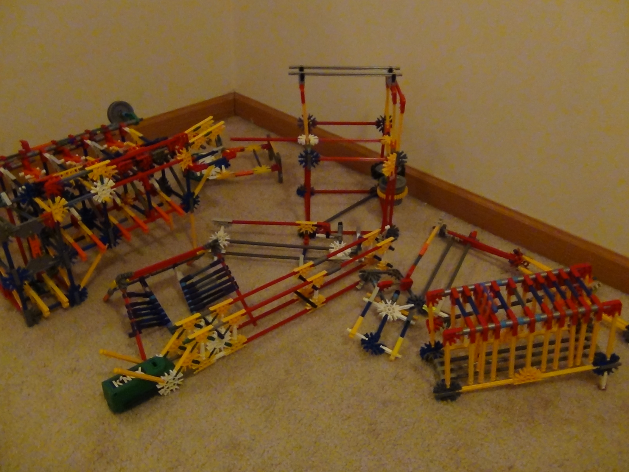 The Official Guide to K'NEX Ball Machine Elements