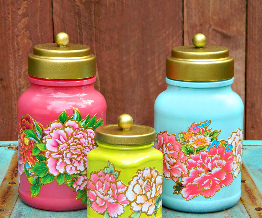 Ginger Jars DIY