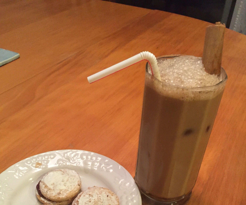 Nitro Cold Brew Coconut Coffee