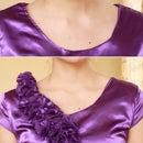 Fabric Boa Dress Upgrade