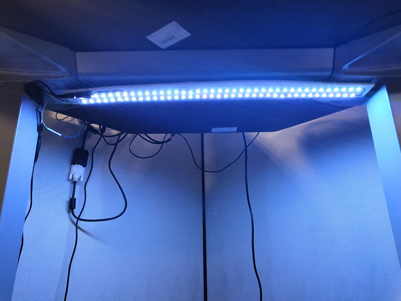 Skype for Business Status WS2812 RGB LED Desk Underglow
