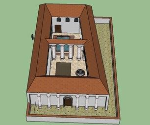 Roman Villa, 21st Century Tech.