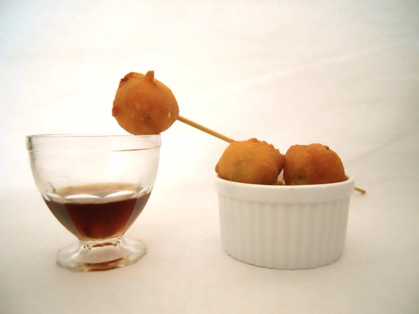 Bacon Pancake Poppers