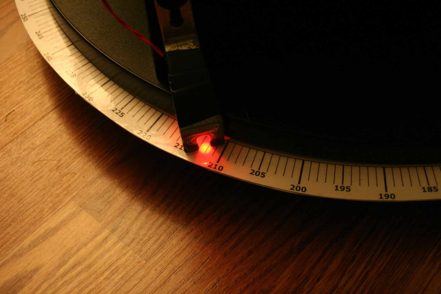 Physical Prototype - Part 2: Red LED Pointer.