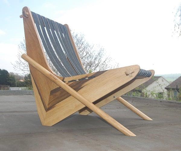 Neutra Boomerang Chair