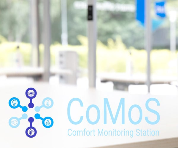 How to Build a Comfort Monitoring Sensor Station