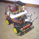Android controlled robot