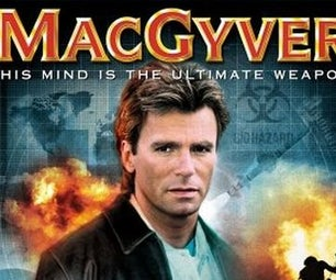 Link to the Unofficial MacGyver Handbook