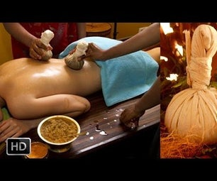Abhyangam Navarakizhi - Full Body Massage With Rice and Milk