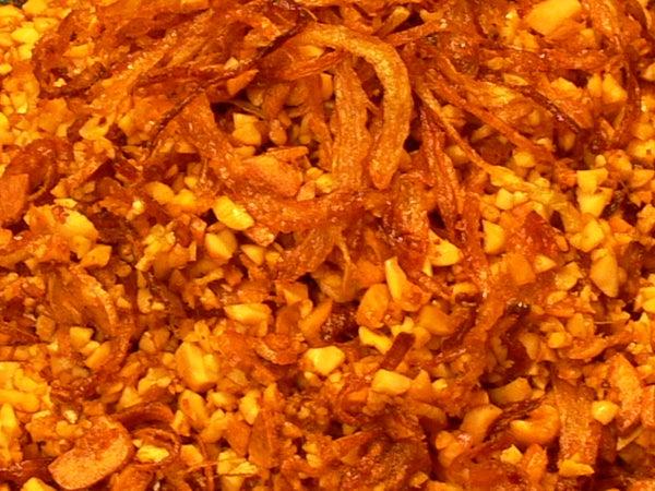 Hella Delicious: 101 - Peanut Balachaung