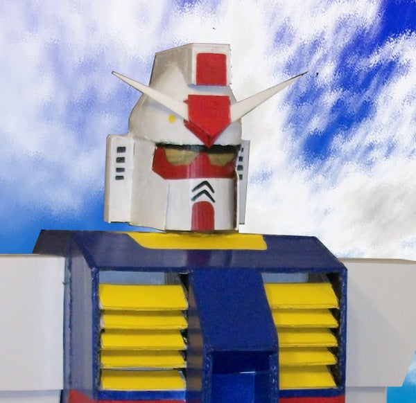 Gundam RX-78 Costume