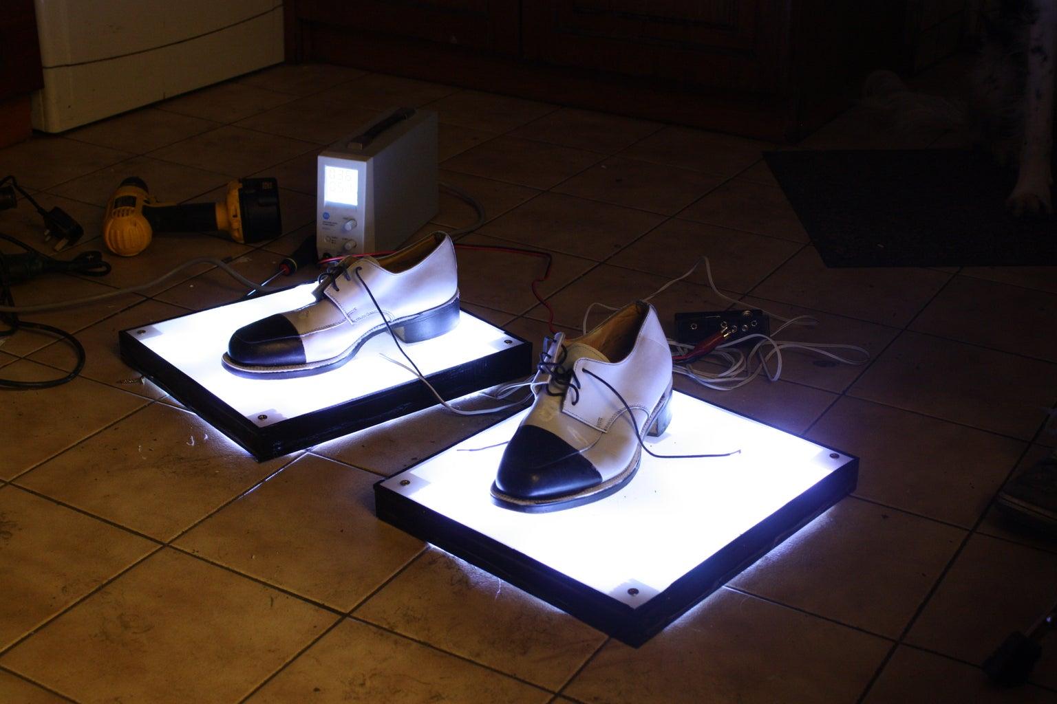 Billie Jean LED Light-up Disco Shoes