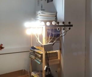 Adjustable Video Lamp