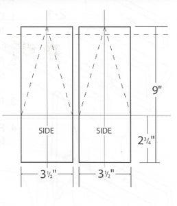 Make Angled Sides.