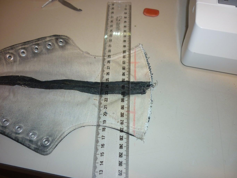 Sew Stub Laces