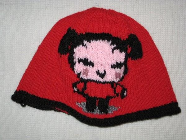 How to Knit a Pucca & Garu Cap