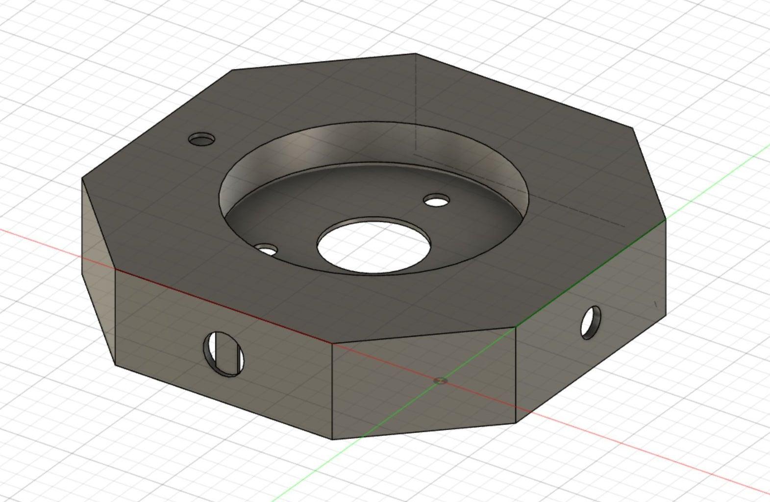 3D Printed Base