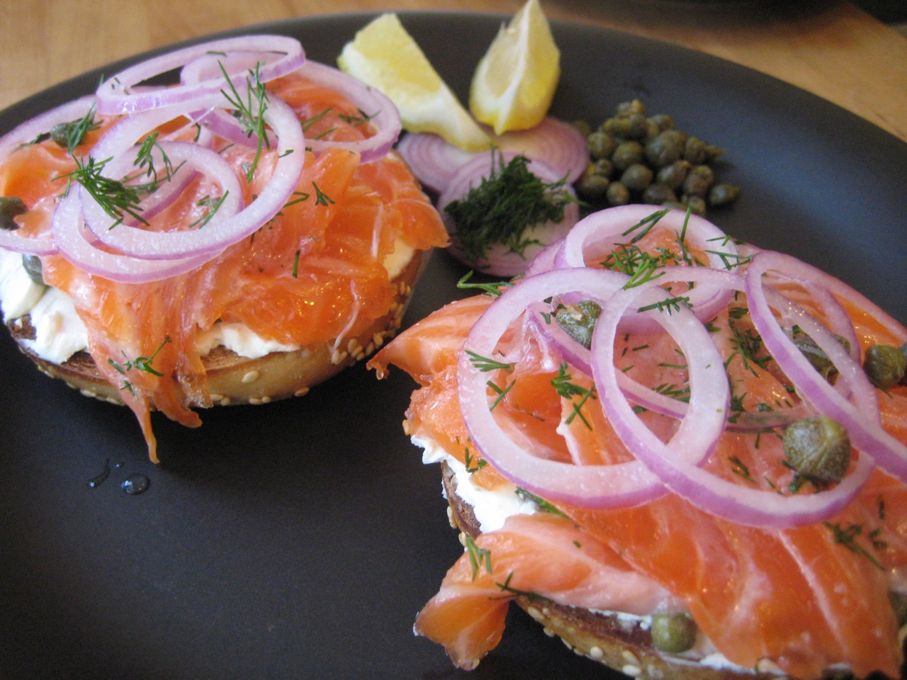 Homemade Lox at 1/4 the Cost