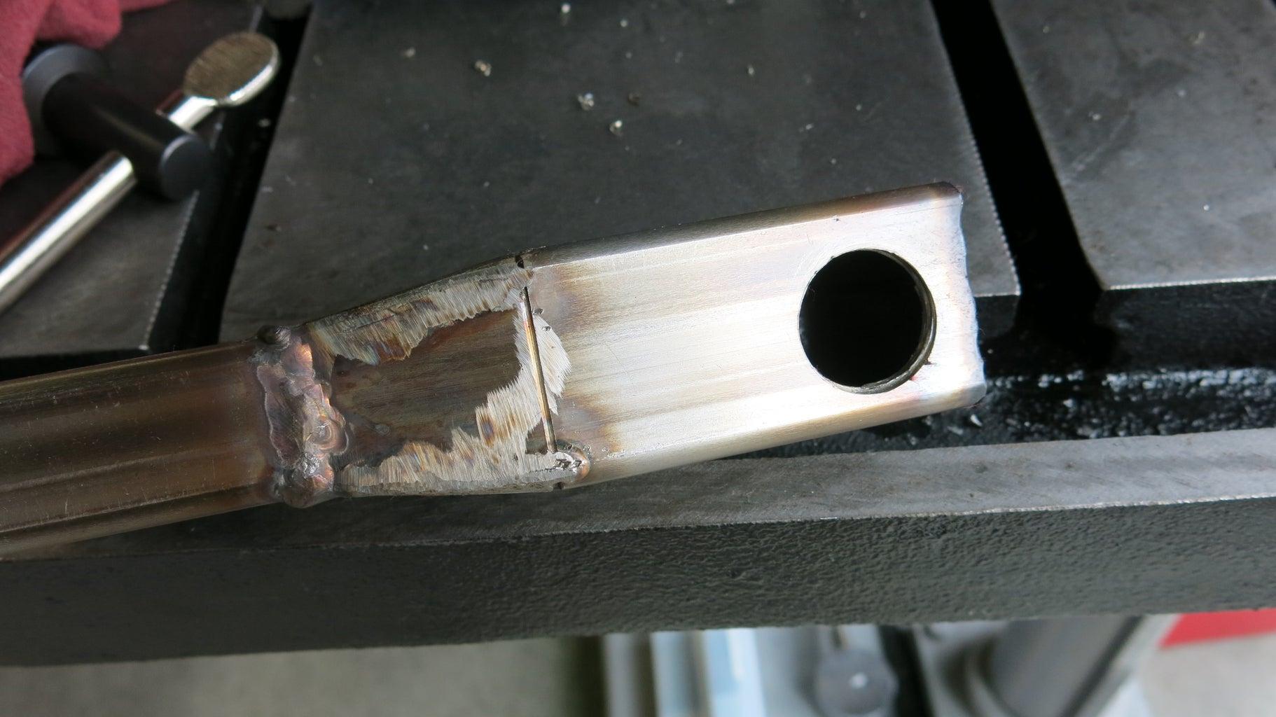 Flame Tubes Pt. 3: Burner