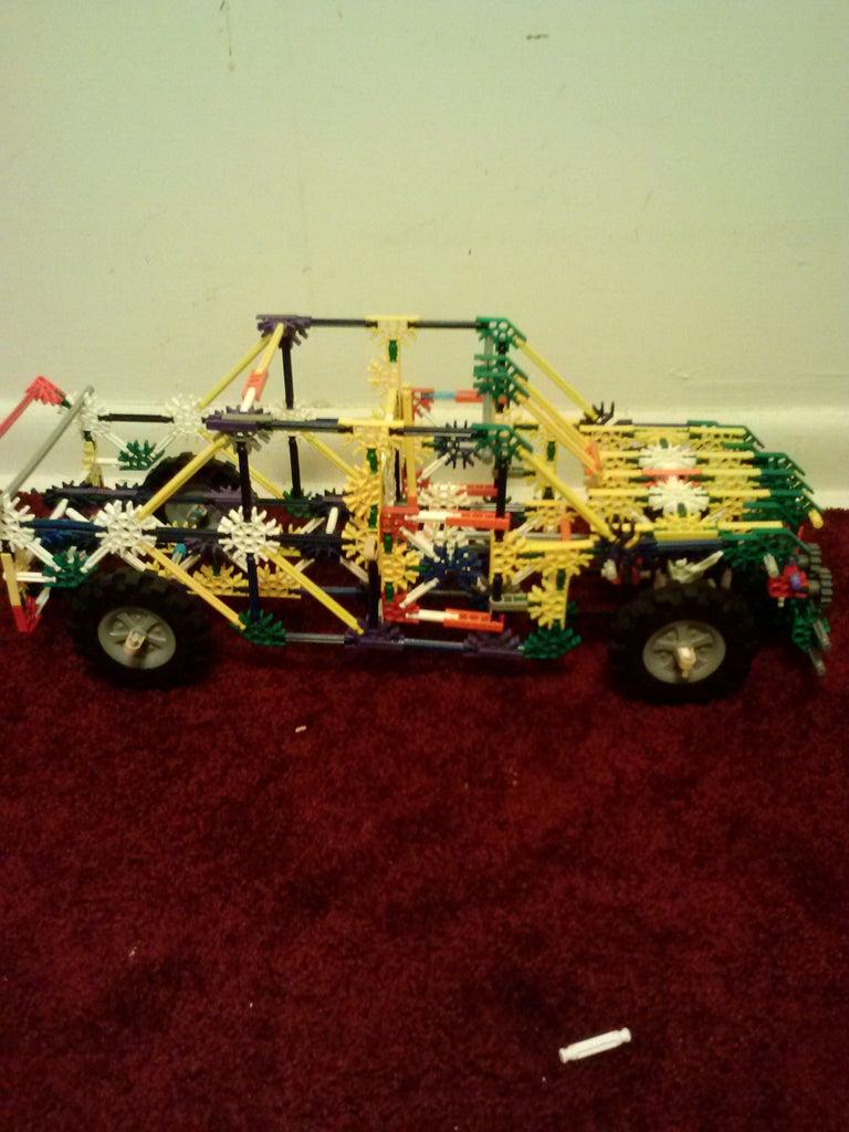 Knex Race Car