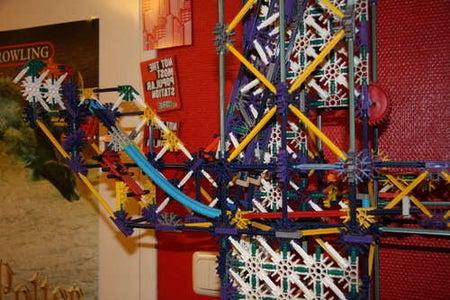 Quadruple Rotating Arm Lift