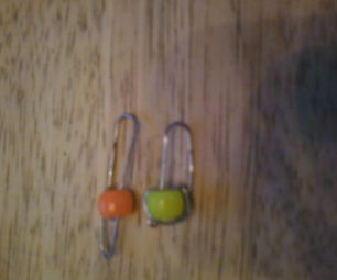 Paper-clip and Bead